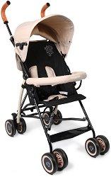 Лятна бебешка количка - Diamond - С 4 колела -