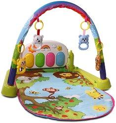 Активна гимнастика - Baby Blanket - С мелодии -