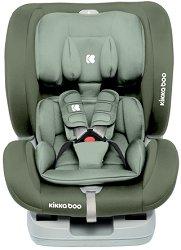 """Детско столче за кола - 4 в 1 - За """"Isofix"""" система и деца от 0 месеца до 36 kg - пюре"""