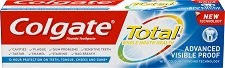 Colgate Total Advanced Visible Proof Toothpaste - паста за зъби