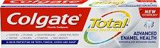 Colgate Total Advanced Enamel Health Toothpaste - Паста за зъби за укрепване на емайла -