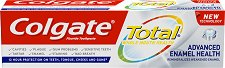 Colgate Total Advanced Enamel Health Toothpaste - паста за зъби