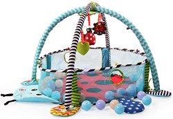 Активна гимнастика - Калинка - Комплект с топки за игра -