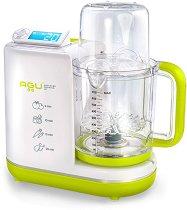 Комбиниран електрически уред за приготвяне на храна 5 в 1 - AGU Octopy -