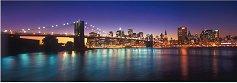 """Светлините на Ню Йорк - панорама - От колекцията """"Premium Quality"""" -"""
