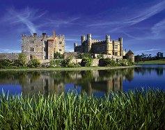 """Замъкът Лийдс, Англия - От колекцията """"Premium Quality"""" - пъзел"""