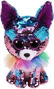 """Куче чихуахуа - Yappi - Плюшена играчка с пайети от серията """"Flippables"""" -"""