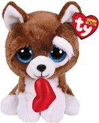 """Влюбено кученце - Smootches - Плюшена играчка от серията """"Beanie Boos"""" -"""