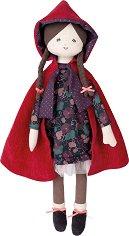 """Парцалена кукла - Червената шапчица - От серията """"Il Etait Une Fois"""" - играчка"""