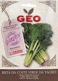 """Био семена от Листно цвекло - Perpetual spinach - От серията """"Geo"""""""