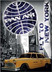 """Такси в Ню Йорк - От колекцията """"Ran Am"""" -"""