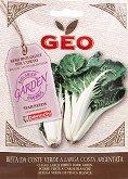 """Био семена от Листно тъмнозелено цвекло - От серията """"Geo"""""""