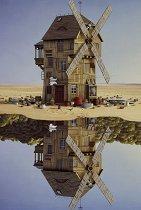 Отражение - Яцек Йерка (Jacek Yerka) -