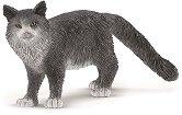 """Котка - Мейн кун - Фигура от серията """"Животните от фермата"""" - фигура"""