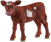 """Тексаско дългорого теле - Фигура от серията """"Животните от фермата"""" - фигура"""