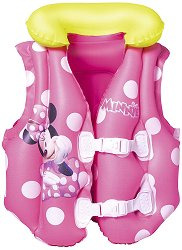 Детска спасителна жилетка - Мини Маус - С размери 51 х 46 cm - продукт
