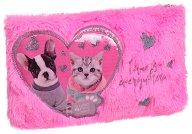 """Ученически несесер - Коте и куче - От серията """"Paso: Studio Pets"""" - продукт"""