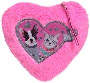"""Детски несесер - Коте и куче - От серията """"Paso: Studio Pets"""" - продукт"""