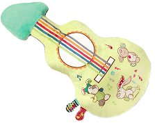 """Плюшена китара - Музикална играчка от серията """"My First Nici"""" -"""
