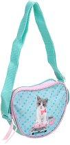 """Чанта за рамо - Коте - От серията """"Paso: Studio Pets"""" - раница"""
