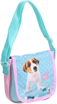 """Чанта за рамо - Куче - От серията """"Paso: Studio Pets"""" - раница"""