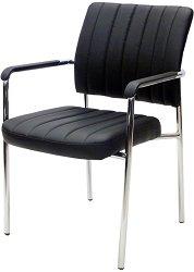 Посетителски офис стол - B35 -