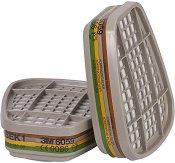 Филтри за полумаска - Ниво на защита АВЕК1