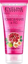 """Eveline SPA Professional Pomegranate & Fig Body Balm - Балсам за тяло за суха кожа от серията """"SPA Professional"""" -"""
