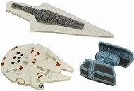 """Междузвездни войни: Бягство от космоса - Комплект от 3 фигури от серията """"Star Wars - Micro Machines"""" -"""