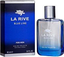 La Rive Blue Line EDT - Мъжки парфюм -