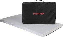 Сгъваем топ матрак за бебешко креватче - Sam - Размери 60 х 120 cm -