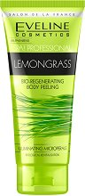 Eveline SPA Professional Lemongrass Body Peeling -