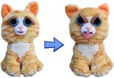 Feisty Pets - Коте - Плюшена играчка - играчка