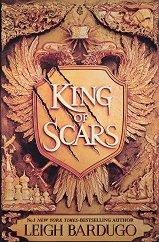 King of Scars - Leigh Bardugo - фигура