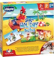 "Holiday Photos - Детска игра от серията ""Family Games"" -"
