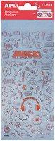 Мини стикери - Музика