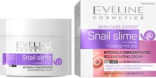 Eveline Skin Care Expert Snail Slime + Coenzyme Q10 Day & Night Cream - серум