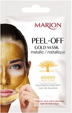 Marion Golden Skin Care Peel-off Gold Mask - Отлепяща се маска за лице - маска
