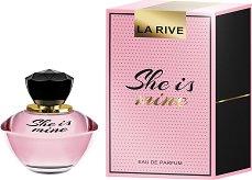 La Rive She Is Mine EDP - балсам