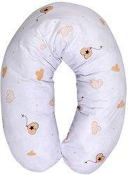 Възглавница за бременни и кърмачки - Антиакари -