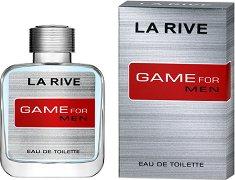 La Rive Game For Men EDT - Мъжки парфюм -