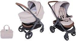 Бебешка количка 2 в 1 - Duo StyleGo Up Crossover - С 4 колела -