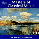 Masters of classical music - vol. 1 - компилация
