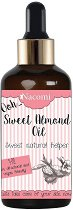 Nacomi Almond Oil - Масло от бадем за коса, лице и тяло - олио