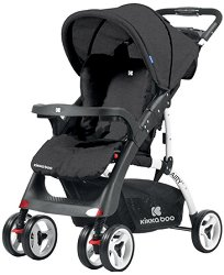 Комбинирана бебешка количка - Airy - С 4 колела -