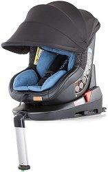 """Детско столче за кола - Toledo 2019 - За """"Isofix"""" система и деца от 0 месеца до 18 kg - количка"""