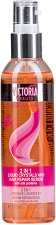 Victoria Beauty 2 in 1 Liquid Crystals And Hair Repair Serum - Течни кристали и възстановяващ серум 2 в 1 за коса - балсам