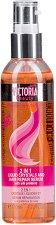 Victoria Beauty 2 in 1 Liquid Crystals And Hair Repair Serum - крем