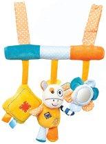Плюшена висяща играчка - Raffy Giraffe - За бебешко креватче или количка -