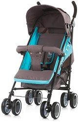 Лятна бебешка количка - Zumi - С 4 колела -